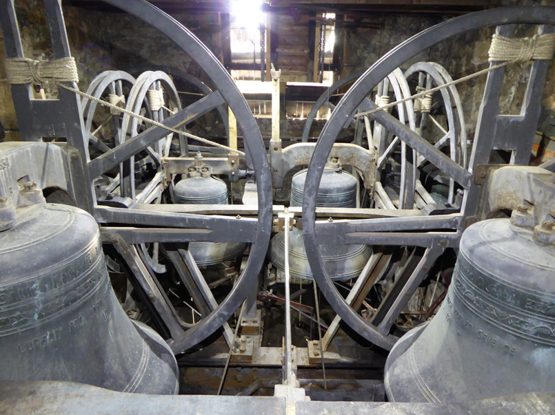 Middleham Bells