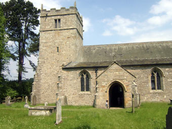 coverham church