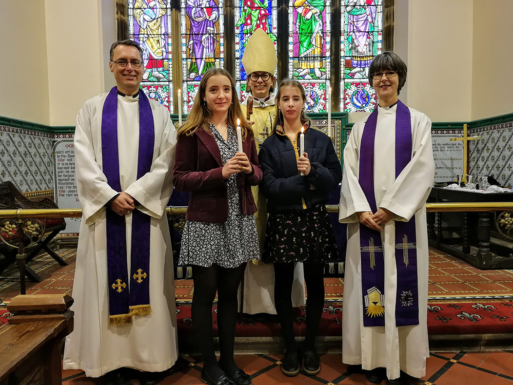 Confirmation East Witton 2019